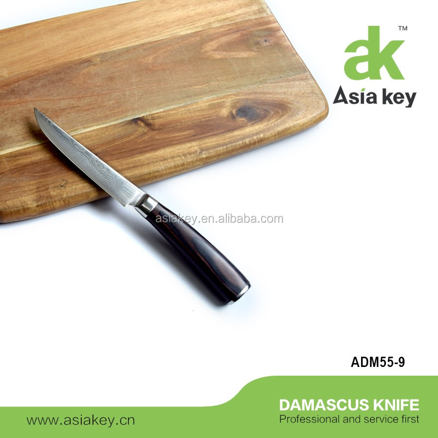 wooden handle chef 39 s knife 8 inch full tang japanese vg10 damascus steel blade buy wooden. Black Bedroom Furniture Sets. Home Design Ideas