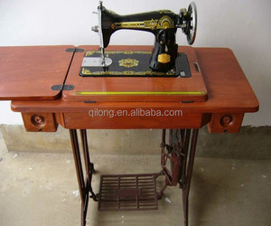 A Complete Set JA2-2 Household Sewing Machine with 5-drawer Table and Stand