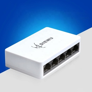 Connecting Ethernet Switch, Connecting Ethernet Switch