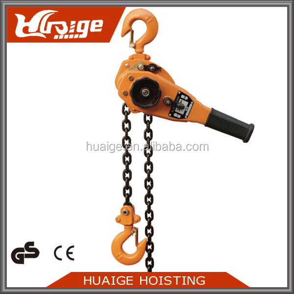 High Quality 1.5ton Chain Lever Yale Chain Hoist