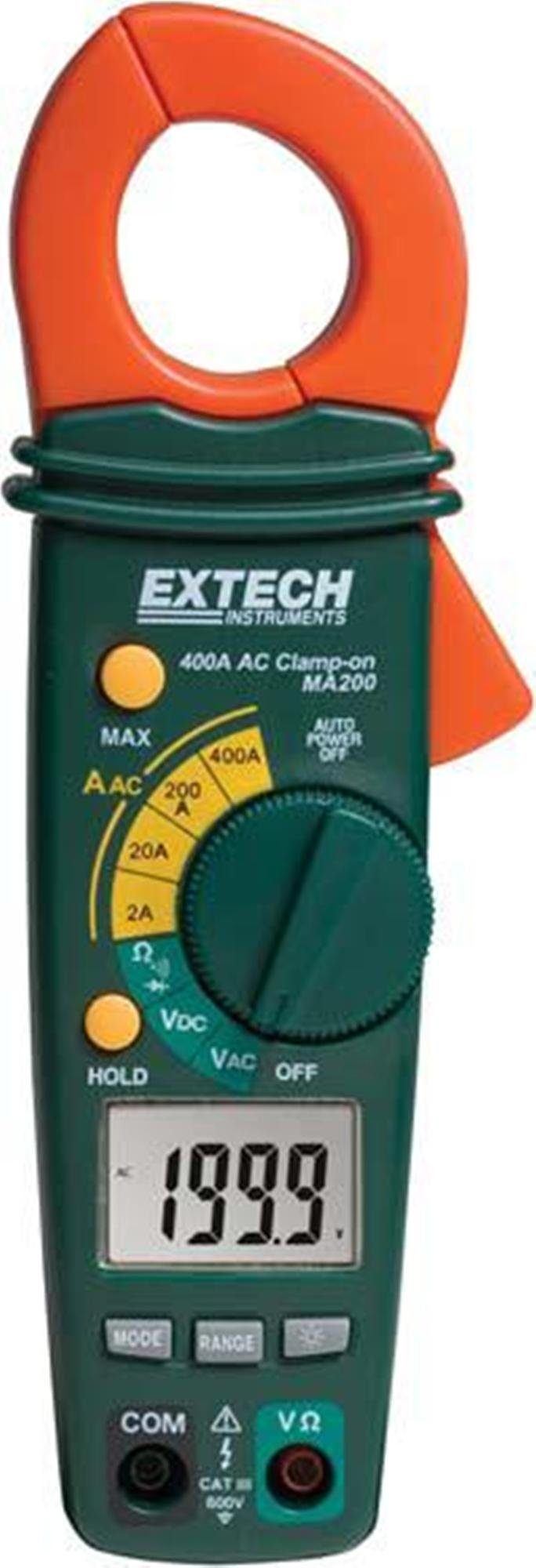Extech MA200 Compact Clamp Meter