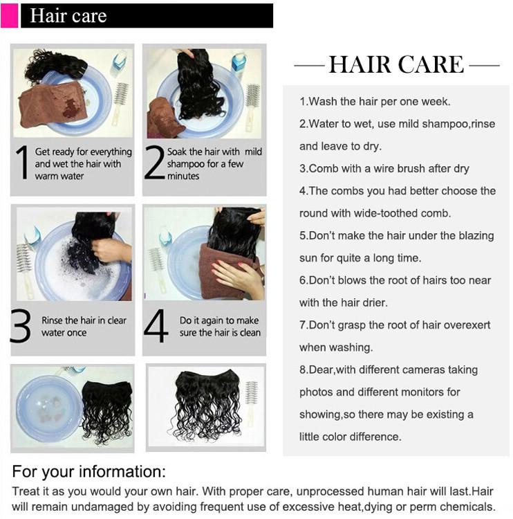 100 Human Hair Weaving 3 Bundles Deal Wholesale Water Wave Virgin Brazilian Hair