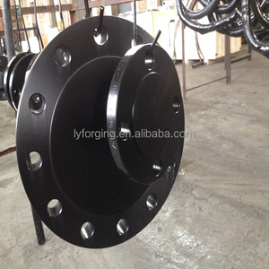 "china manufacture carbon steel 3"" rtj blind flanges"