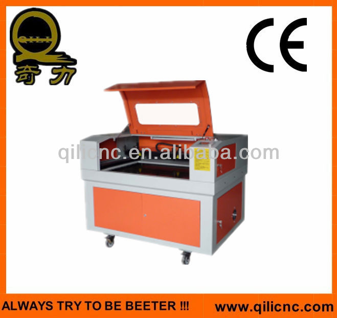laser science working models laser cutting&engraving machine ql-6090