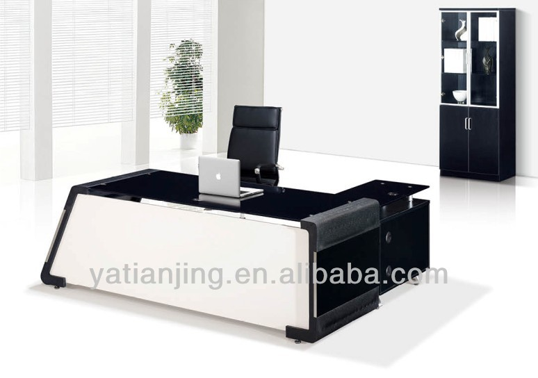 Modern Glass Top Office Table Design - Buy Modern Glass Top Office Table DesignOffice Table With Glass TopModern Design Glass Center Table Product on ...