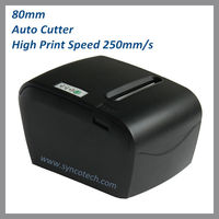 pos printer thermal driver for windows(RS-232, Parallel, USB,80mm)