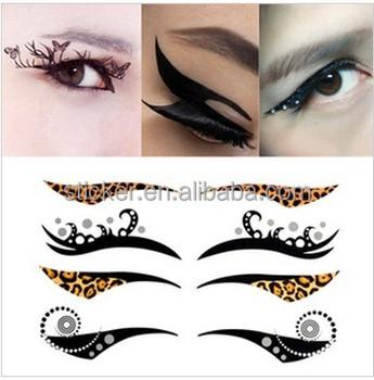 Bsci Audit Supplier Custom Design Temporary Eyebrows Tattoo ...