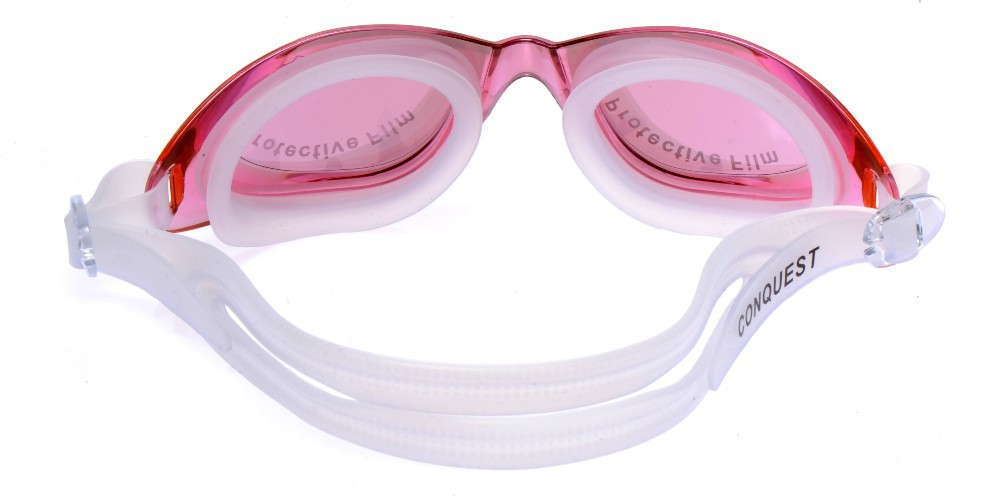 High quality Optical Silicone swimming goggles / swim glasses