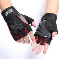 New Design Gym Home Fitness Gloves Wrist Support Anti-slip Breathable Sports Gloves
