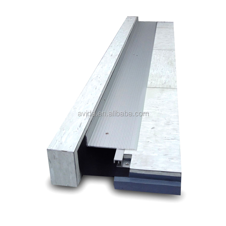 aluminum materials floor expansion joint price