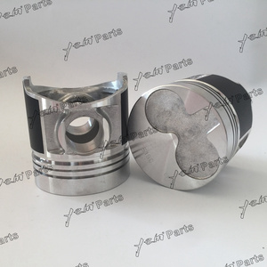 N844 N844-T Engine Cylinder Piston STD 84.00MM