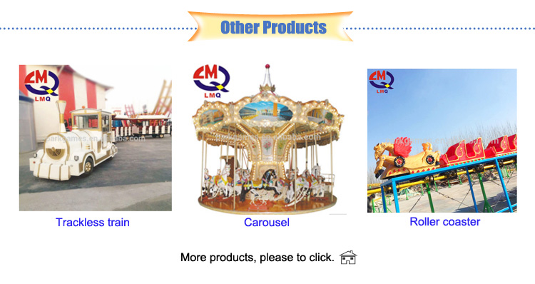Factory price electric flying car amusement park items for sale