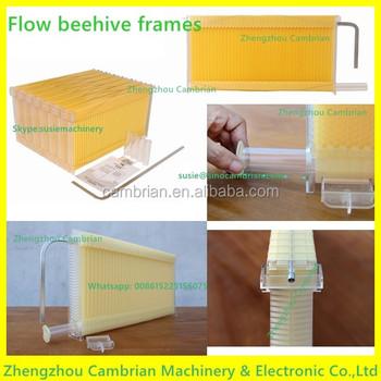 New Design Plastic Honey Flow Frame For Apiculture Buy Plastic