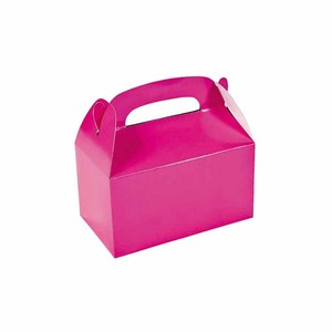 Colored Corrugated Boxes Treat Box With Bright Candy Color Manufacture