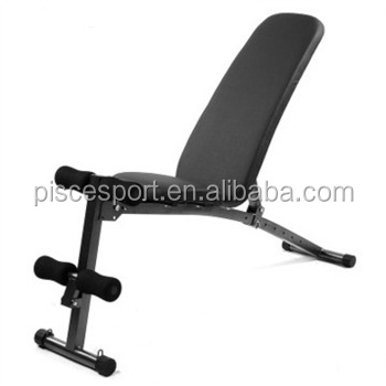Fitness Bench/exercise Ab Bench/ab Gym Bench In Gym Equipment ...
