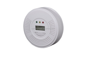 Warning Alarm Detector Kitchen gas leak sensor battery operated carbon monoxi