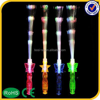 factory supply fiber optic glow stick