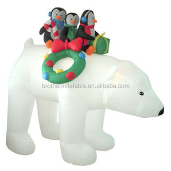hot sale inflatable cartoonoutdoor decoration lowes christmas inflatables