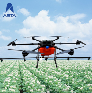 20kg gps spray uav Best price for pesticide spraying farm spray drone  6-rotor 20L Agricultural UAV Drone sprayer machine