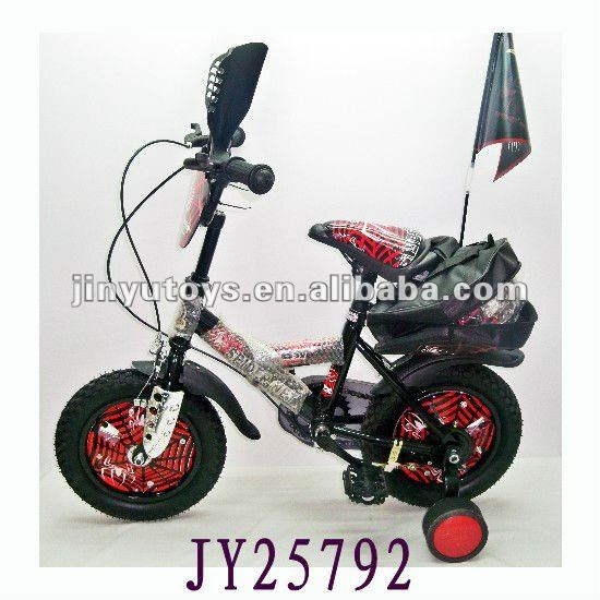 2012 new style 12inch spider baby tricycle child tricycle kid tricycle