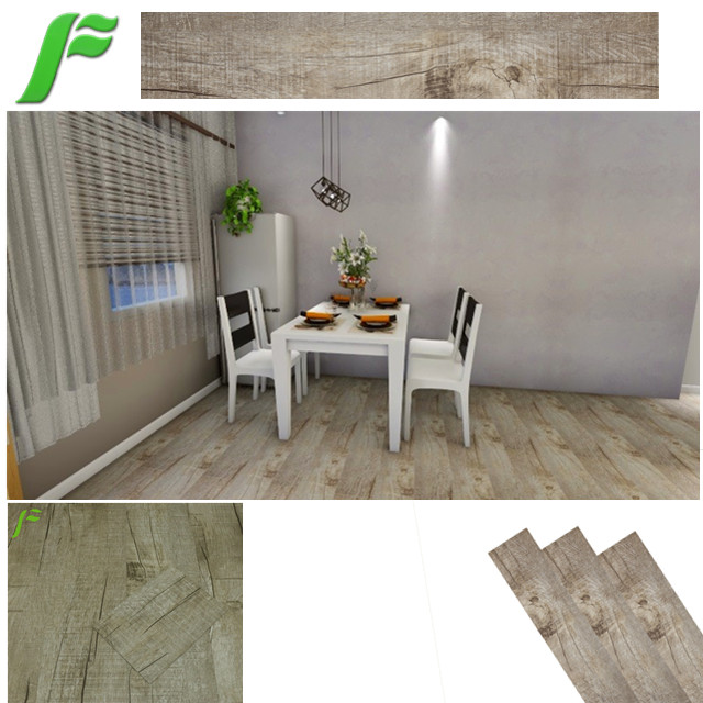 Quality Wood Grain Linoleum