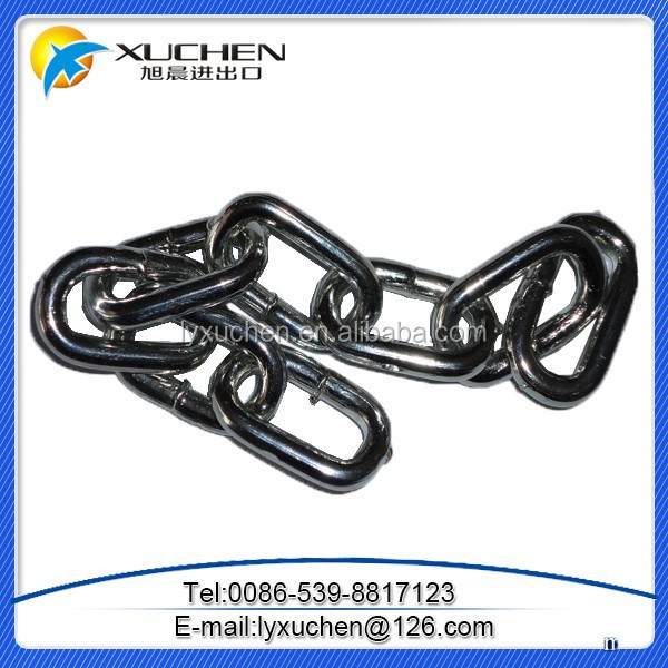 China welded Electric Galvanized long link chain, chians