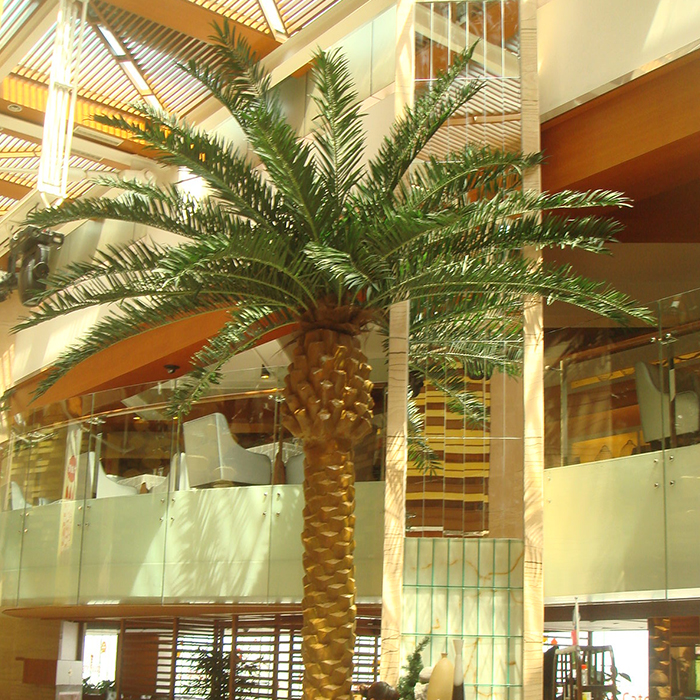 palm tree for hotel,plastic plant,decorative tree