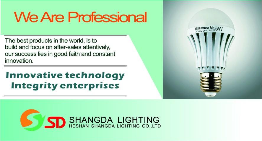 High Quality 5w 7w 85-265v E27 Led Bulb 5hrs Emergency ...