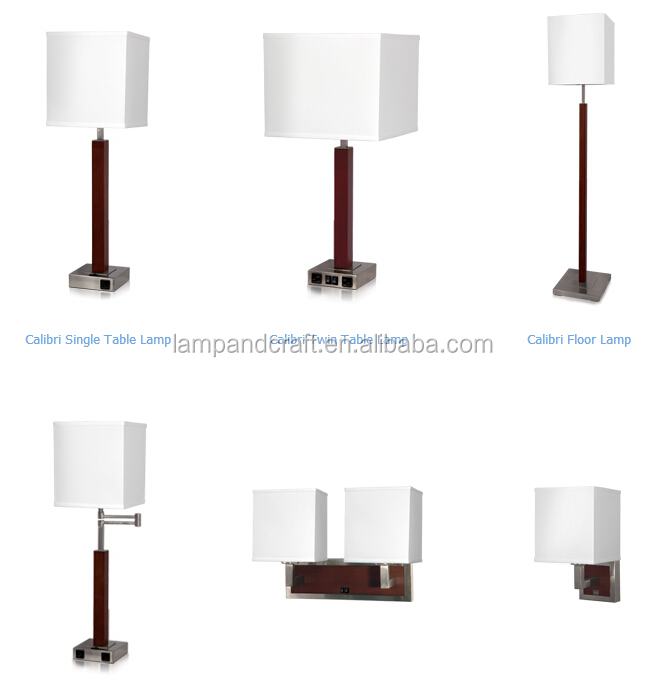 Lowest Price Andaaz Hotel Lamp Set Metal Table Lamp With