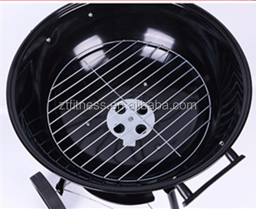 Wholesale Outdoor Apple Shape Charcoal Bbq Grill With Wheel
