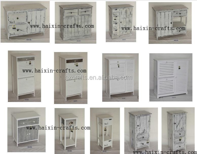 Maritimer Schrank wooden cabinet in vintage look shabby look cabinet maritimer schrank