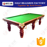 2016 the best selling cheap and foldable pool table