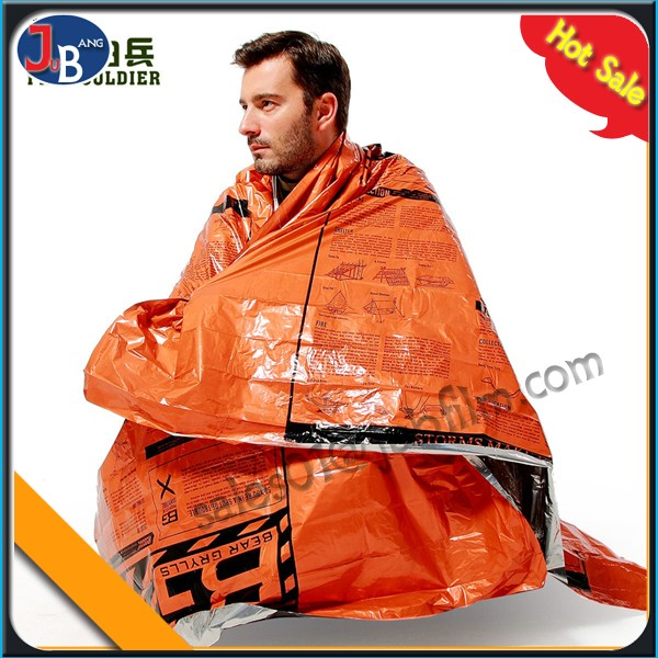 wholesale china supplier orange blanket industrial thermal blanket