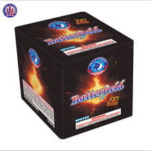 Liuyang professional SP2104 Batterfield small 25 shot cakes fireworks