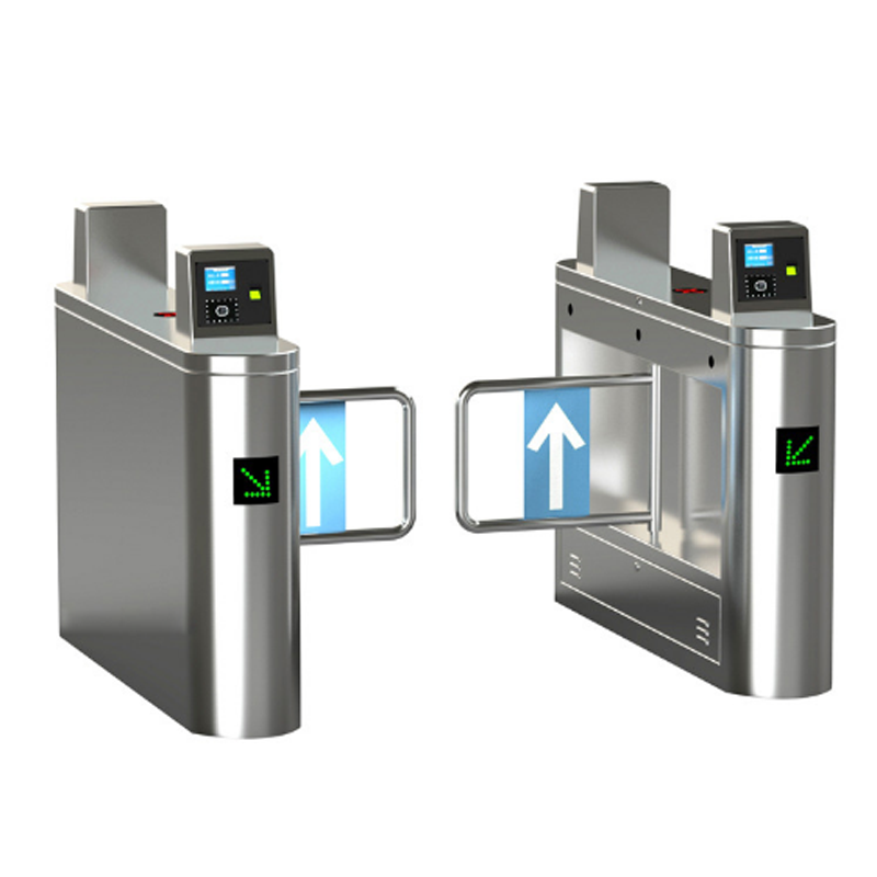 Access control turnstile system counter sliding <strong>swing</strong> turnstile price
