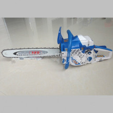 best price 52CC petrol chain saw for woodworking and gardening