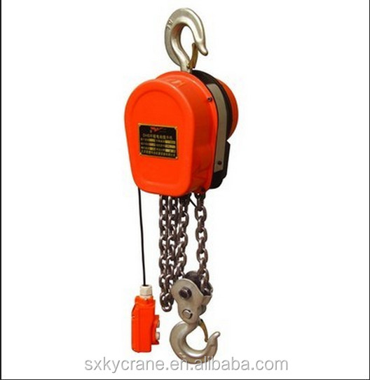 Paranco elettrico usato catena di sollevamento for Paranco elettrico usato