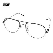 SOOLALA ретро металлические оправы с памятью, очки для чтения для мужчин и женщин на заказ, очки для чтения близорукости + 1 + 1,5 + 2 + 2,5 + 3(Китай)