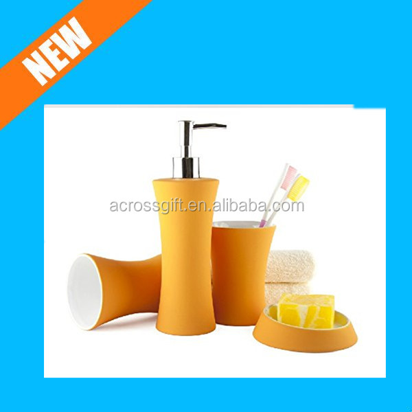 Ceramic Orange Bathroom Accessories, Ceramic Orange Bathroom Accessories  Suppliers And Manufacturers At Alibaba.com