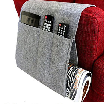 Whole Handmade Custom Felt Sofa Arm Rest Organizer