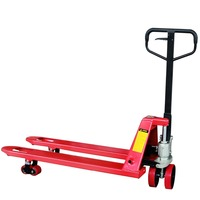 2500kg hand pallet truck used with 1150*540 fork