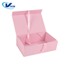 Cheap Hot Sale Kraft Paper Box Packaging Folding Gift Flip Pink Paper Box