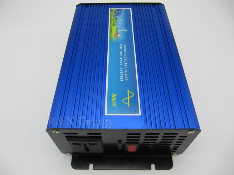 800W Wind Turbine Off Grid Pure Sine Wave Inverter For Wind Turbine And Solar Panel