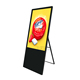remote manage 43 inch digital menu board advertising display digital signage screen for restaurant, hotel, shopping mall