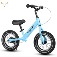 Hot Sell Cheap Promotional Gift 12 Inch No Pedal Slide Kids Balance Bike For Baby