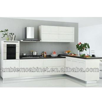 Modern Simple Durable Pvc Modular Kitchen Cabinet Designs View