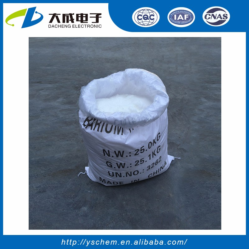 Best selling barium hydroxide octahydrate powder for mineralization cotton