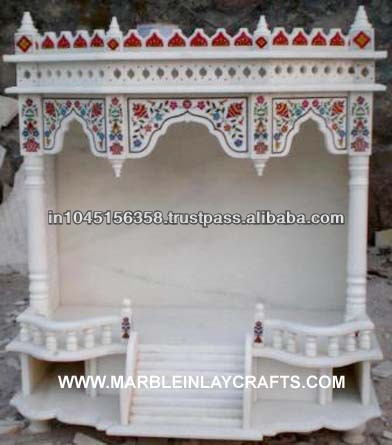 Marble mandir design for home homemade ftempo for Marble temple designs for home