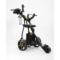 Wave trolley NEW model caddy golf use