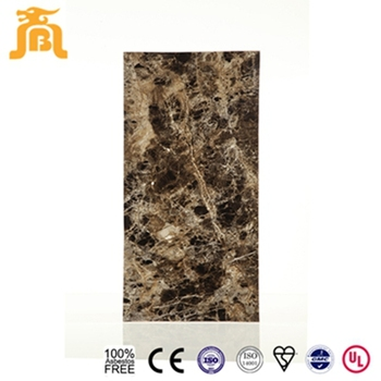 Colorful 100% non asbestos Marble UV Fiber Cement Board